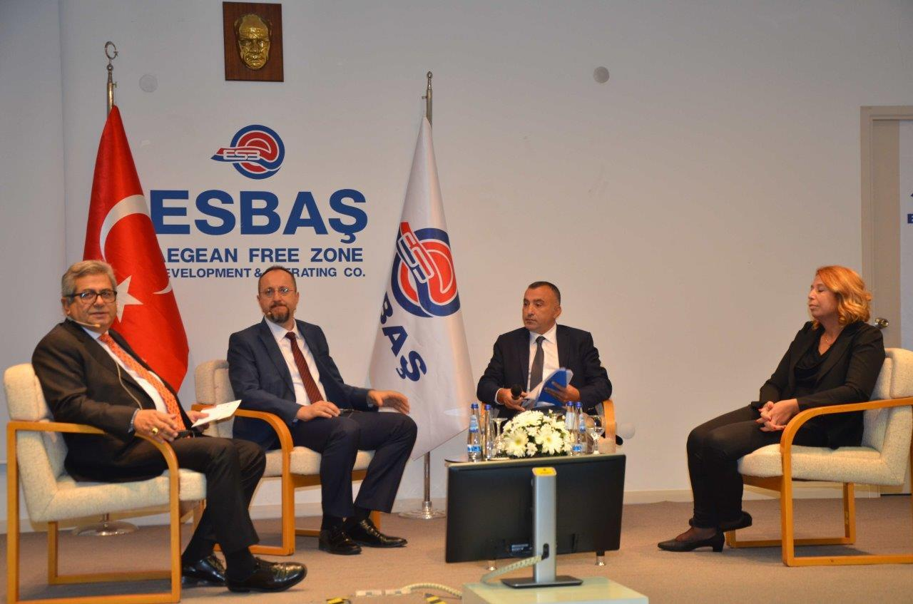 "3rd ""WE KNOW WHAT WE EAT in ESBAŞ"" EVENT ORGANIZED"