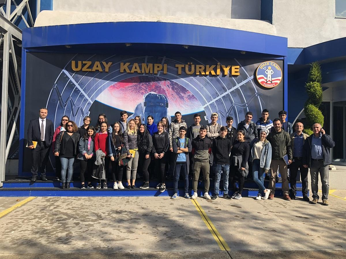 ESBAŞ volunteers complete their first semester