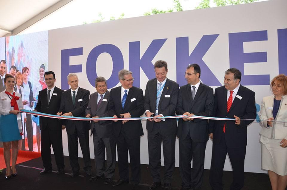 FOKKER ELMO INCREASES INVESTMENT AT THE ZONE