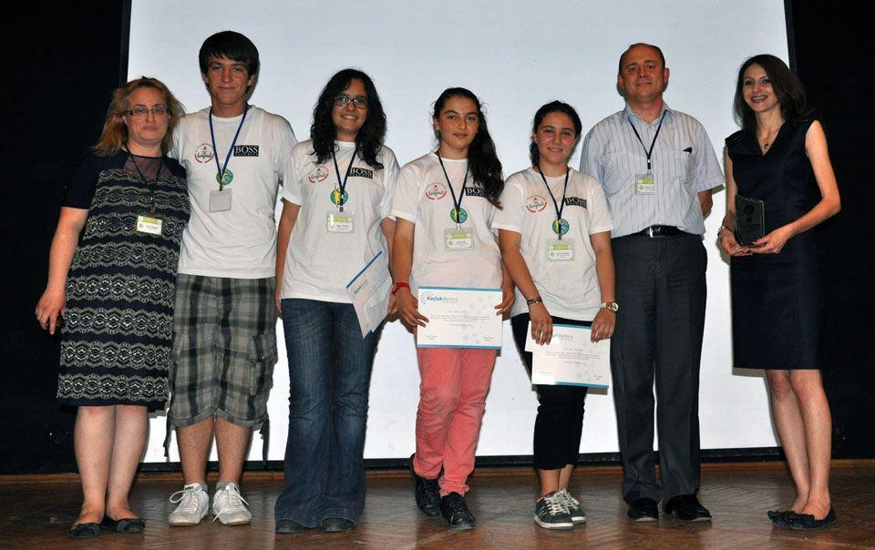 "ESBAS SPONSORED ""LIFE QUALITY PROJECT-IDEA COMPETITION"