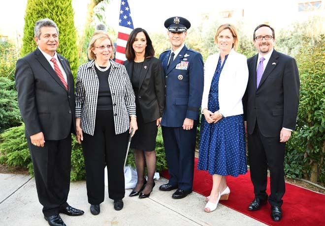 U.S. INDEPENDENCE DAY CELEBRATED AT ESBAŞ
