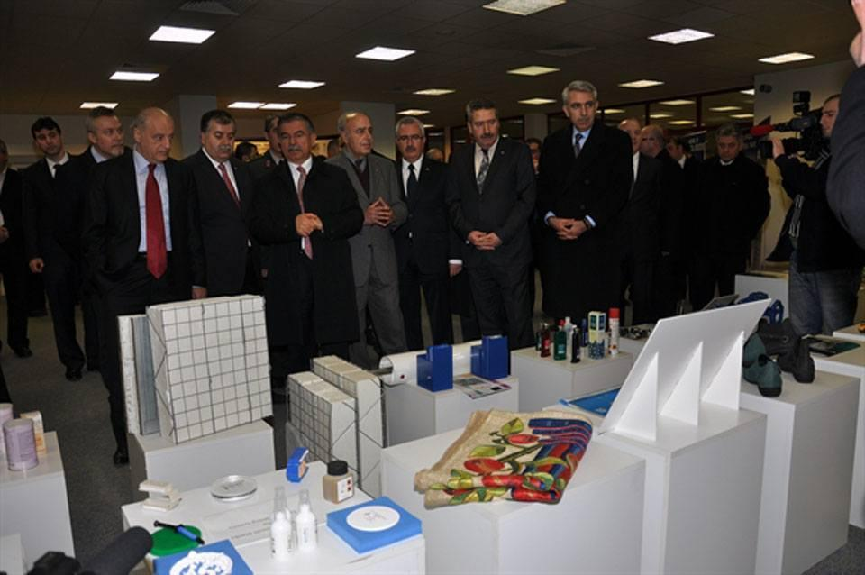 Minister of National Defense Mr. Ismet Yilmaz Pays a Visit to ESBAS