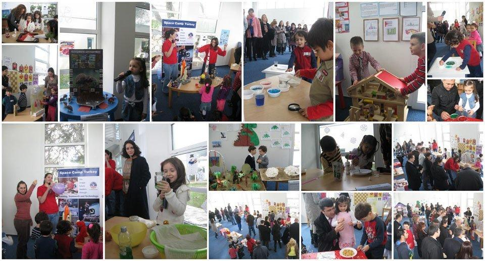 ESBAS CHILDCARE CENTER ORGANIZES THE 5TH SCIENCE FAIR