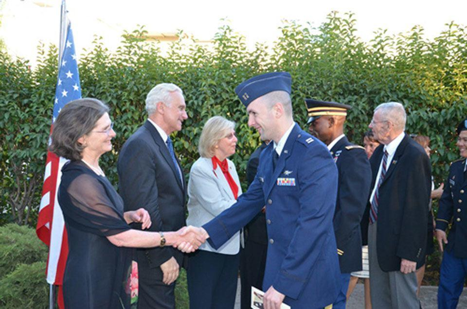238TH ANNIVERSARY OF U.S. INDEPENDENCE DAY CELEBRATED IN SPACE CAMP TURKEY`S BACKYARD