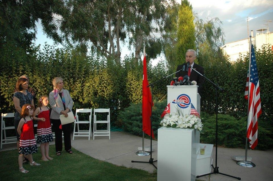 AMERICAN INDEPENDENCE DAY CELEBRATION HELD AT ESBAS
