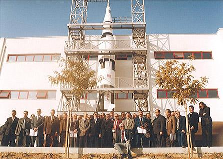 Opening of Space Camp Turkey